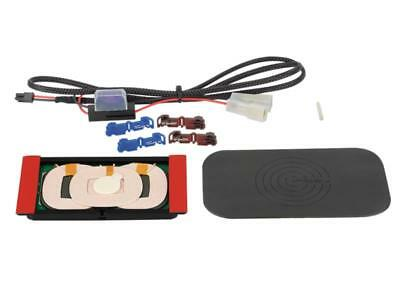 Inbay Nachrüst-Kit 3 Spulen mit Pad f. induktives laden für iPhone 8Plus Samsung