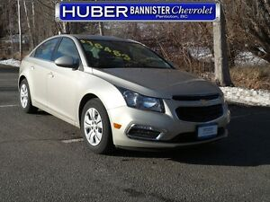 2015 Chevrolet Cruze 4000 KMS!!!/NOT A RENTAL!!