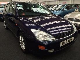 2000 FORD FOCUS 2.0 Ghia From GBP1150+Retail package.
