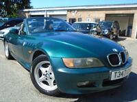 1999 T BMW Z3 1.9 CONVERTIBLE SPORTS