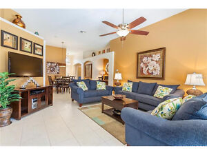 ** fully furnished, decorated and updated ** Disney Orlando FL