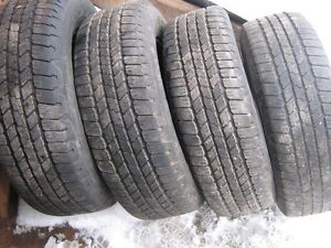 Goodyear SRA 265/65/18 Tires
