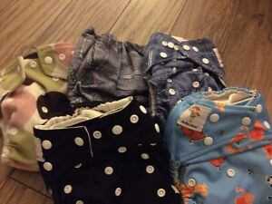Kawaii baby cloth diaper one size