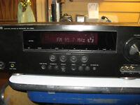 RX-V565 7.1-Channel AV Receiver