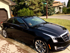 2015 Cadillac ATS Coupe 3.6L Luxury Coupe (2 door)
