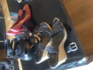 $15 for 3 pairs of size 9 heels