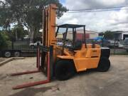 Forklift 7 tonne Clark Heavy Lifter Diesel Engine Toronto Lake Macquarie Area Preview