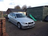bmw 320d manual spares or repair needs wipers fixing