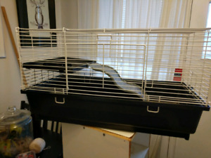 Small animal cage (hamster size)