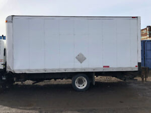 18ft Van Body with Lift Gate