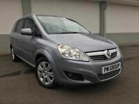 2010 Vauxhall Zafira 1.6i 16v Design **Full Service History - 7 Seater MPV**