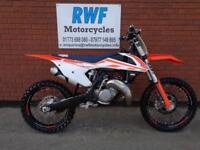 KTM 150 SX Moto Cross, 2017 MODEL, ONLY 1 OWNER AND 20 HOURS, MINT COND, EXTRAS