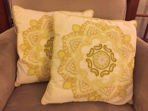 Pier 1 pillows