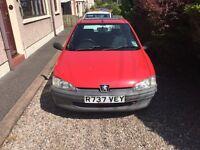 Peugeot 106 1.1 R reg