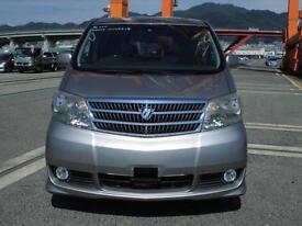 Toyota Alphard MS Premium Alcantara 2004 2.4 Petrol 8 Seater ** DUE IN **