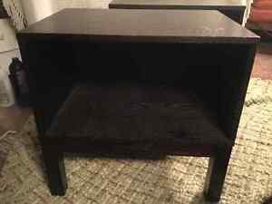 2 Bed side or End tables