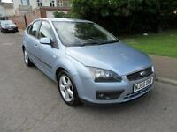 2005 FORD FOCUS 1.8TDCI ZETEC CLIMATE MANUAL DIESEL 5 DR HATCHBACK
