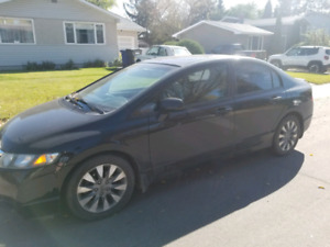 2010 Honda civic exl