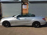 Used, Mercedes E Class E250D Convertible Fsh for sale  Birmingham, West Midlands