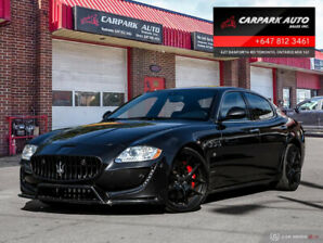 2009 MASERATI QUATTROPORTE LUXURY EXOTIC SEDAN!!!!!!