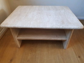 Stone Coffee Table For Sale