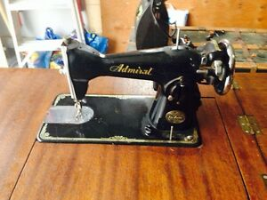 Vintage Admiral Sewing Machine