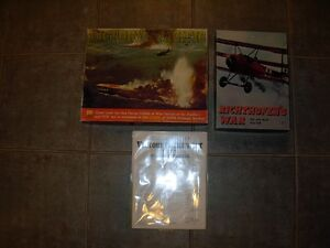 Board Games- Strategy Games- War Games- Vintage