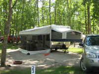 1207 Jayco Tent Trailer