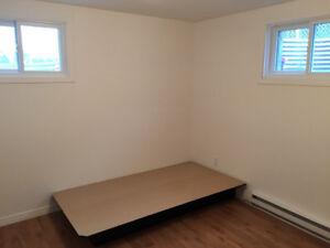 Chambres à louer secteur Lauzon, idéal pour étudiant.