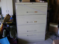 Cole 4 drawer file cabinet