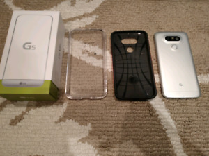 New condition LG G5 (android 8.0)