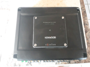 Kenwood excelon xr-4s