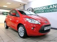 Ford Ka 1.2 ZETEC [2X SERVICES, LOW MILES and 30 ROAD TAX]