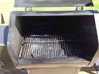 Green mountain pallet smoker barbecue bbq