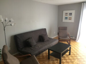 Beautiful 3½ , July 1st, all Inclusive in rent