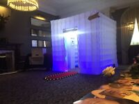 *FROM ONLY £120* Edinburgh's No.1 Photo Booth Hire, DJ & Disco hire & Candy Cart, Photobooth wedding