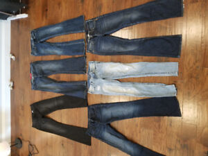 Womens Silver Jeans Buffalo Jeans Guess Jeans