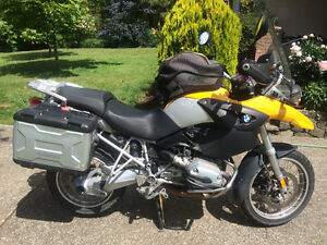 2005 R1200GS BMW Motorcycle