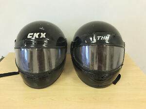 Snowmobile / ATV Full Face Helmet