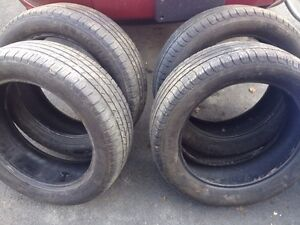 Michelin X Radial Tires 235/55/19