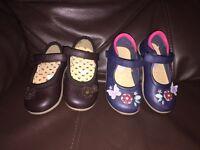 Debenhams bluezoo shoes size 5