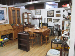 FURNITURE AT ONE OF A KIND ANTIQUE MALL