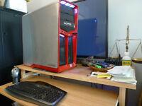 Dell XPS 630i Gaming Core 2 Quad Q6600 2.4Ghz 4GB 500GB Nvidia