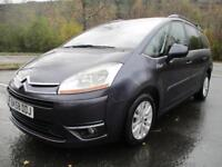 Citroen C4 Picasso Grand Exclusive HDi Egs DIESEL SEMIAUTOMATIC 2008/58