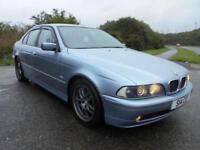 2003 BMW 5 SERIES 2.2 520I ES SE 4D 168 BHP **LOVELY CONDITION**SUPERB ENGINEERI