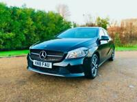 Mercedes-Benz A180 1.6 7G-DCT 2018 SE Automatic Low 27K Miles 1 Owner Euro 6