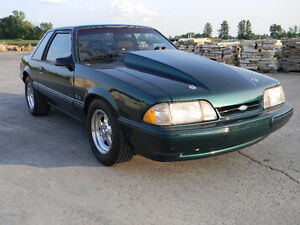 1992 Ford Mustang LX 347 coupé