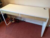 IKEA home office desk
