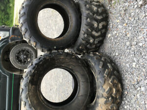 4-wheeler tires