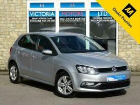image for 2016 Volkswagen Polo 1.2 TSI MATCH [£20 TAX] Turbo Petrol AUTO 5 Dr Hatchb